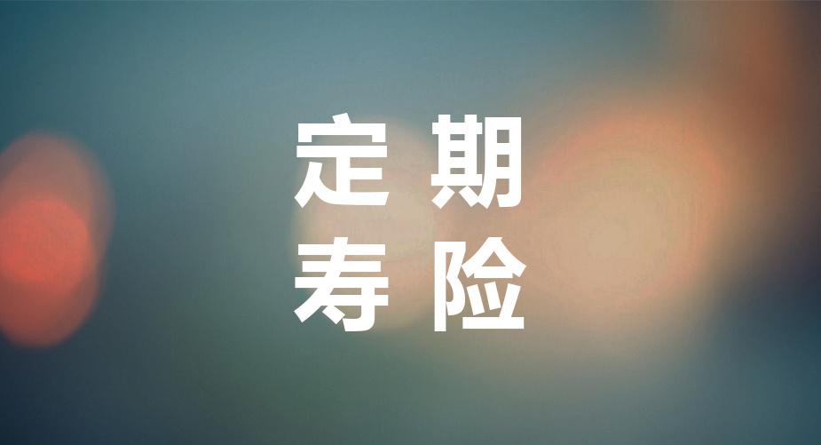 定期寿险是什么?中国人寿定期寿险品种有哪些种类?