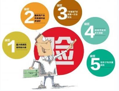 购买重疾险的5大误区「保险分析」